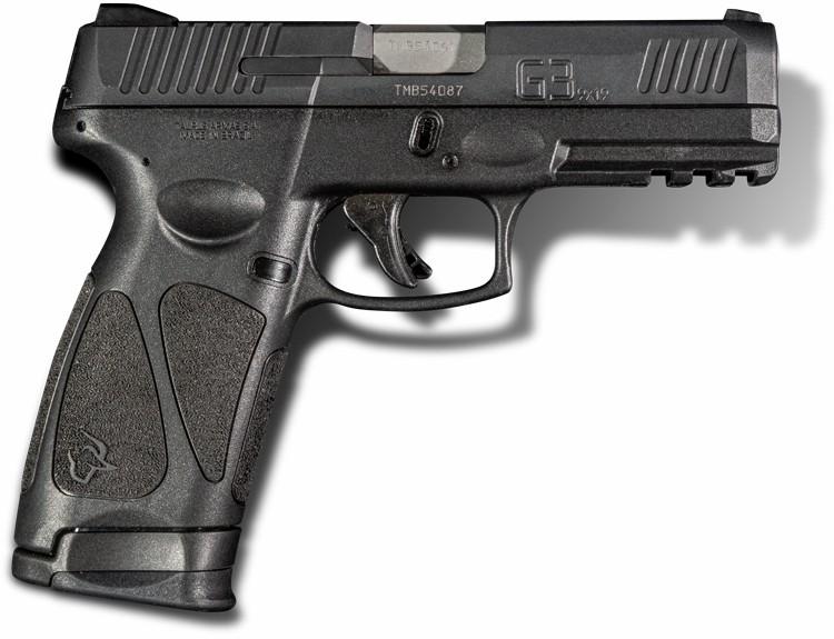 taurus usa g3 full size striker fired pistol 17 round capacity duty pistol from taurus 9mm handgun 2