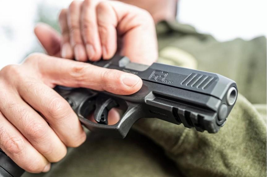 taurus usa g3 full size striker fired pistol 17 round capacity duty pistol from taurus 9mm handgun 3