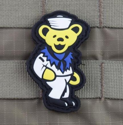violent little machine shop dead bears morale patch the greatful dead