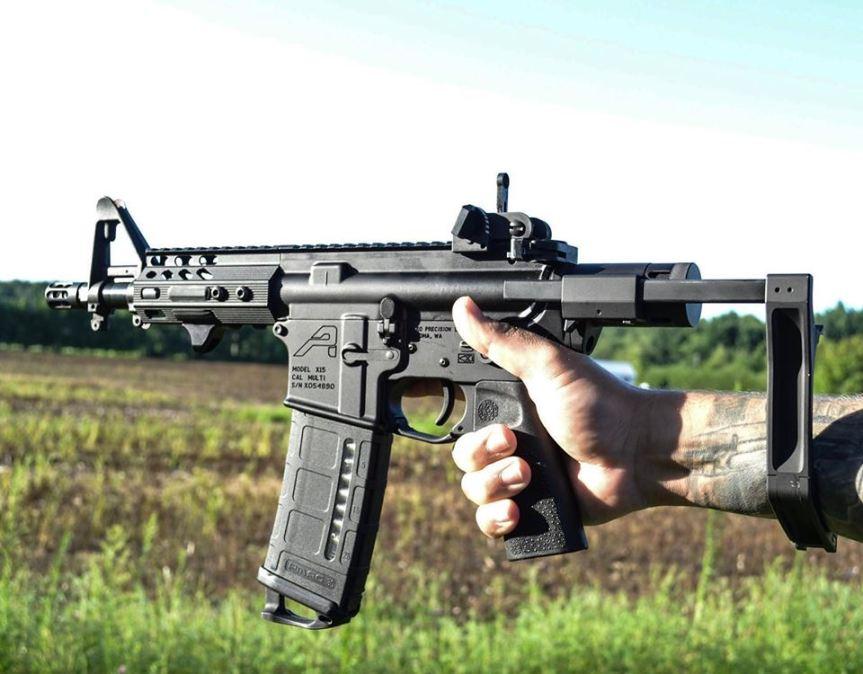 gear head works dead foot arms scw 2.5 tailhook pistol bracke scw 4 tailhook Modified Cycle System 1.jpg