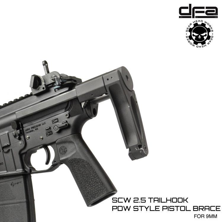 gear head works dead foot arms scw 2.5 tailhook pistol bracke scw 4 tailhook Modified Cycle System 3.jpg